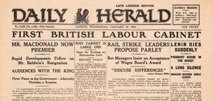1924 Daily Herald